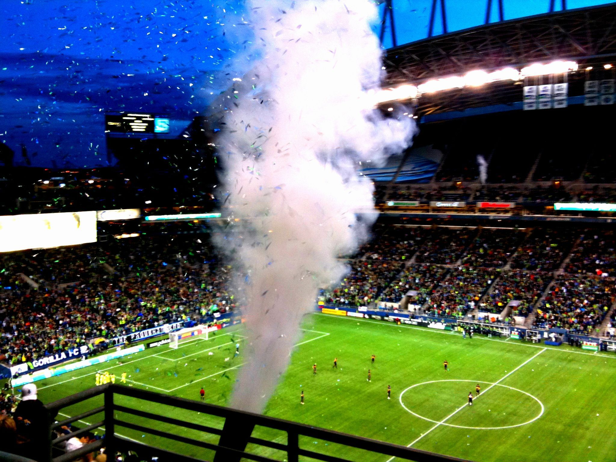 Sounders Goal